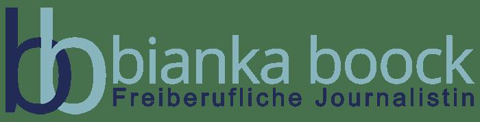 Bianka Boock - freiberufliche Journalistin Logo